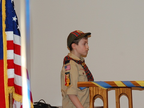 Categories: Blue and Gold , Cub Scouts , Event , Perkasie Pack 196