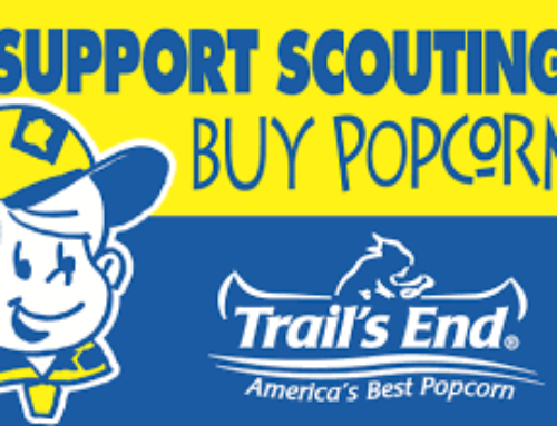 Annual Trails End Popcorn Sale