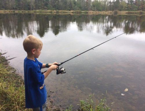 Earth Day Cleanup and Planting at Lake Nockamixon – Cub